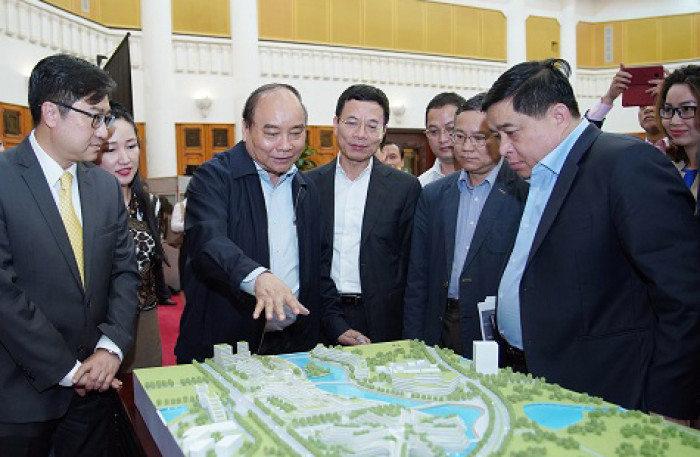 Trung tâm Đổi mới sáng tạo quốc gia có trụ sở tại Hà Nội.