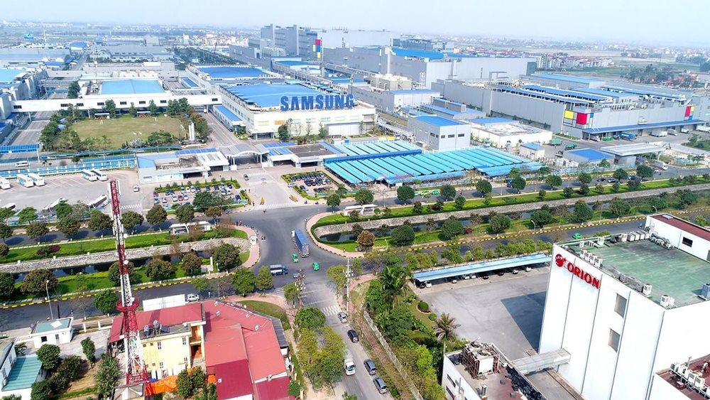 Bắc Ninh – thủ phủ công nghiệp lớn của miền Bắc