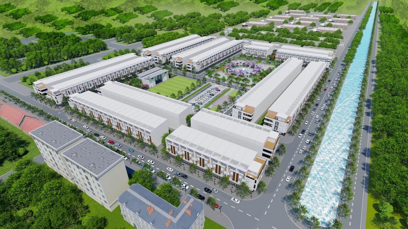 Tổng quan dự án Tam Đa New Center